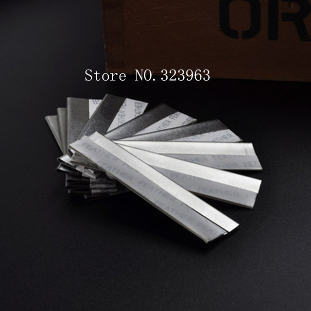 Threading inserts makeup makeup tools dedicated feather scraping blade grain eyebrow embroidery needle slices