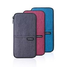 Naturehike Multi Function Outdoor Bag multi function for cash, passport using travel hiking sports wallet waterproof NH17C001-B
