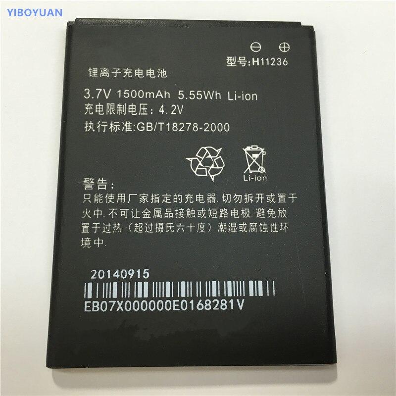 3 7V 1500mAh H11236 For Haier i617 i618 E611 E617 Battery