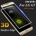 3D Curved Full Cover Tempered Glass For LG G5 / G5 SE 5.3inch Screen Protector Protective For H850 VS987 H820 LS992 H830 US992