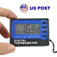 T003 Fridge Refrigerator Freezer Digital Thermometer Temperature Meter Alarm TM803