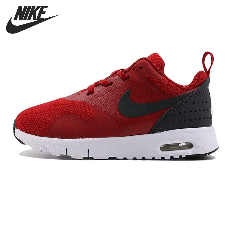 Boys Shoes Nike Sportswear Air Max Tavas SE Black