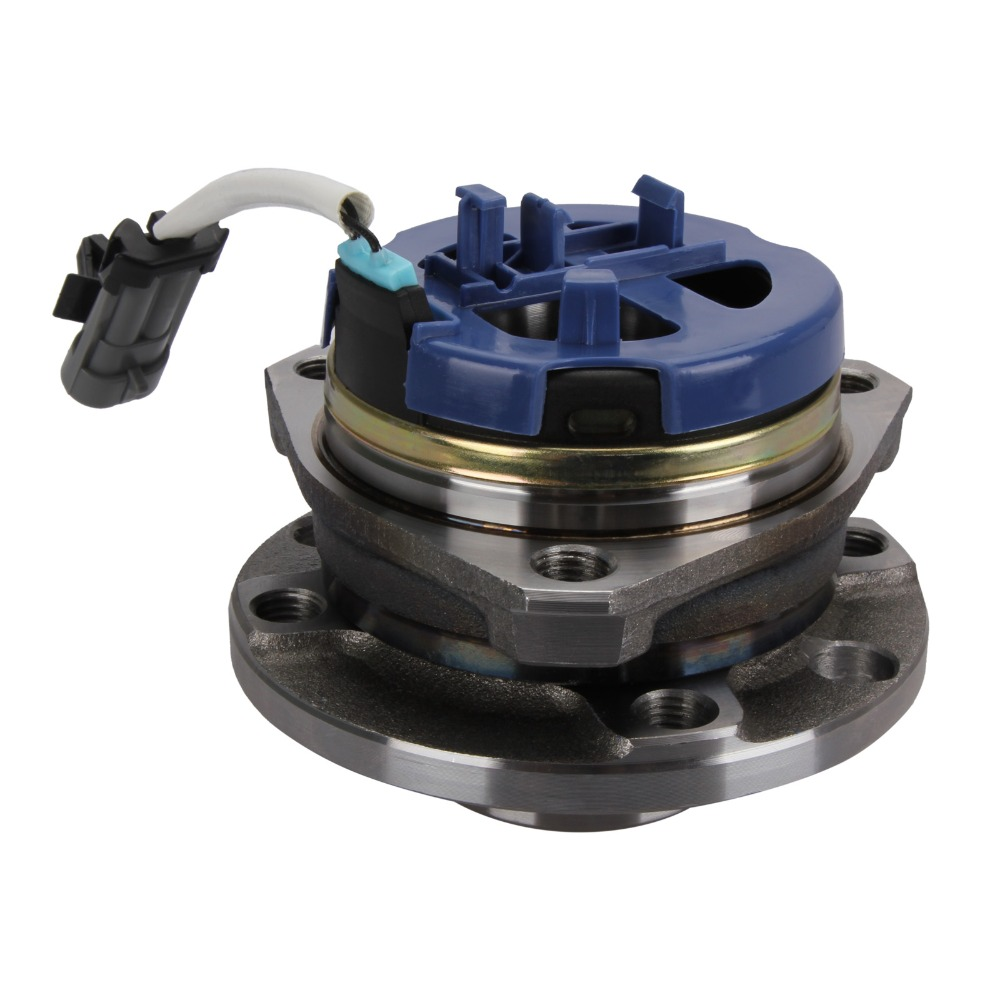 Wheel hub bearing with ABS-sensor Vauxhall zafira a with 4-Hole-Wheels KFZ
