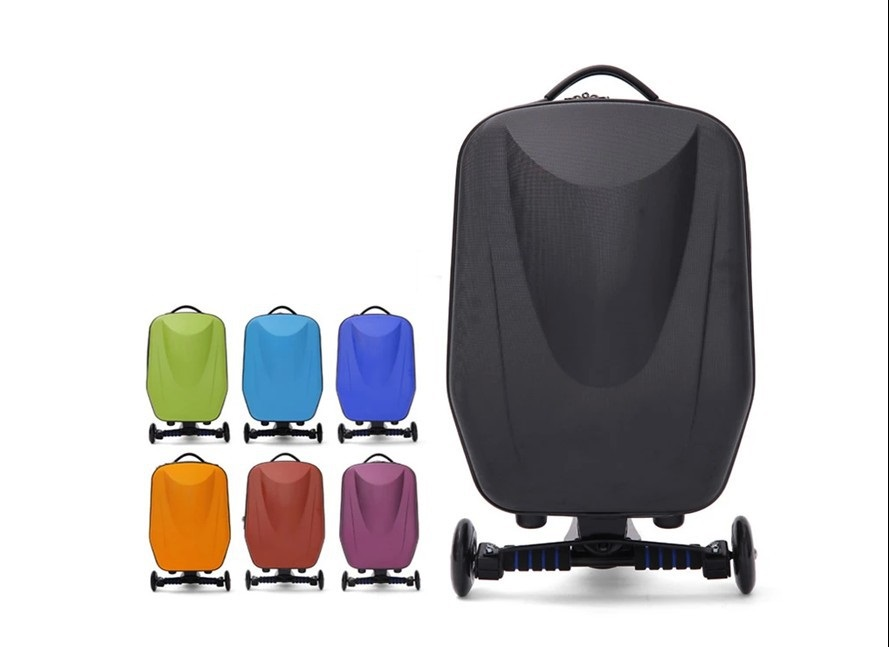 Scooter Luggage Trolley skateboard suitcase Boarding Box Travel Bag Suitcase children rolling luggage Scooter Luggage Trolley skateboard suitcase Boarding Box Travel Bag Suitcase children rolling luggage