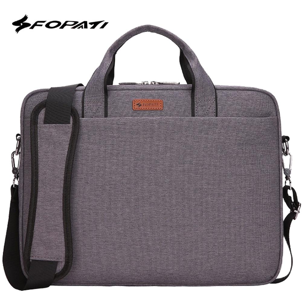 13 14 15 15.6 17.3 inch Laptop Bag Shoulder Messenger Bag Handbag Women Men Shockproof Computer Briefcase for Dell for HP