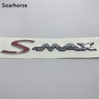 Soarhorse New For Ford S MAX Badge Emblem Car Rear Trunk Lid S Max Letters Logo