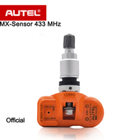 Autel MX Sensor 433MHZ TPMS Sensor Support Programing With TS601 MX Sensor 433 MHZ Specially For