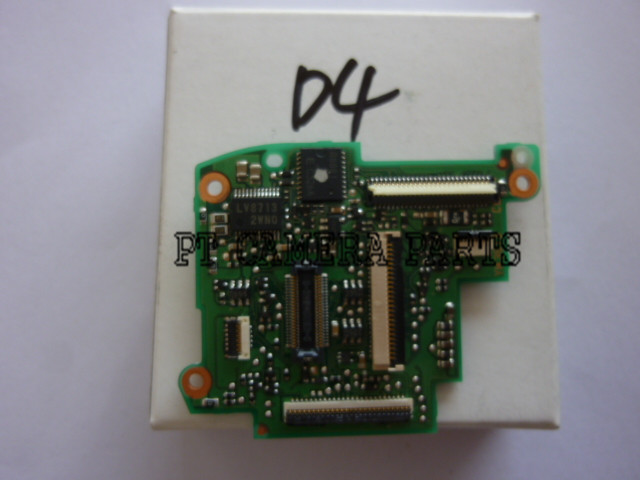 Original D4 Top Small Main Board Motherboard Top Driver Main Board 1S020 801 For Nikon D4