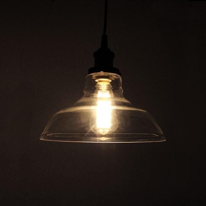 Vintage Industrial Edison Pendant Light E27 Copper Base Glass Lampshade Loft Coffee Bar Lamp Rustic Home Lighting loft vintage edison glass light ceiling lamp cafe dining bar club aisle t300