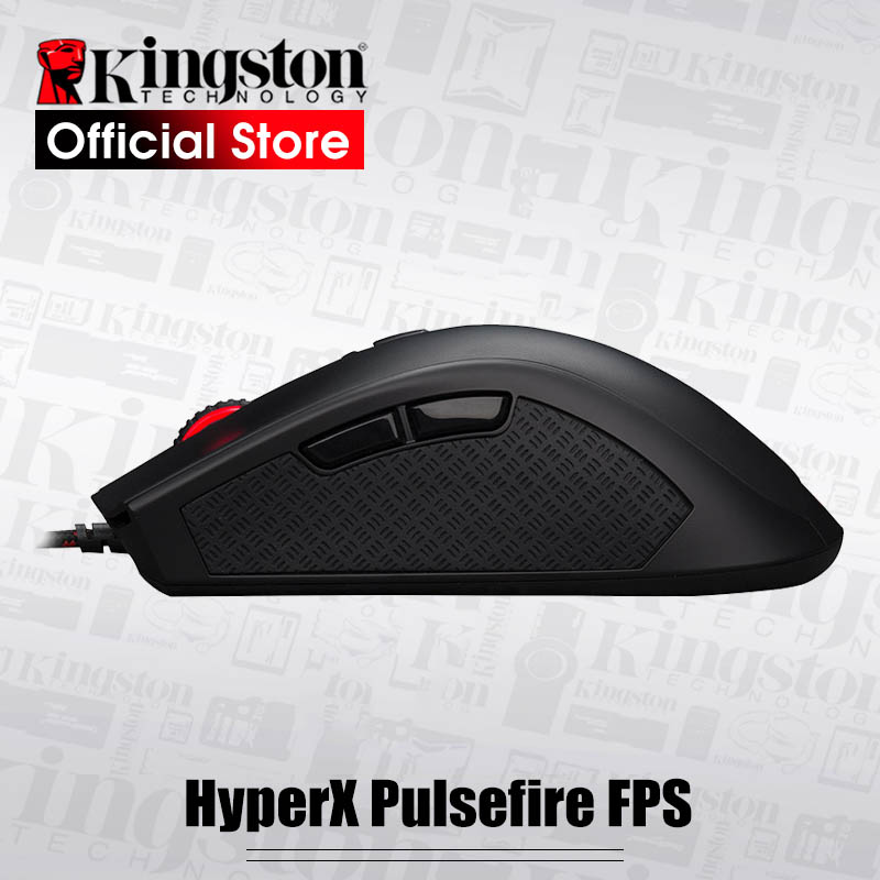 Kingston E sports mouse HyperX Pulsefire FPS Professional gaming mouse