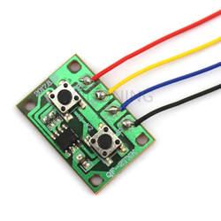 Два способа электронная версия двухканальный проводной пульт дистанционного управления доска управляемой один двигателя вперед и назад