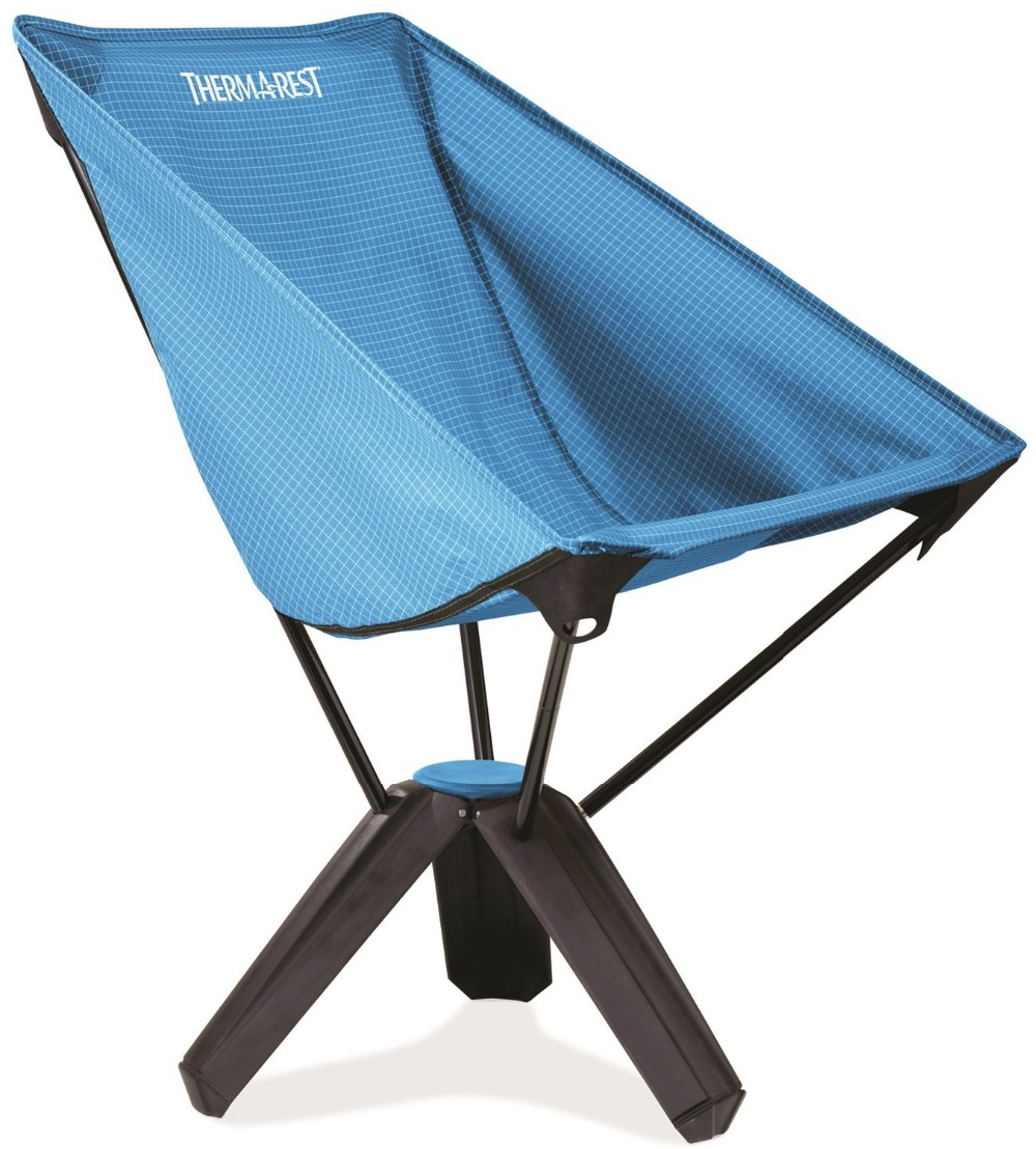 Unisex Adventure Gear Camping Chair - Slate Lime One Size -New Camping And OutDoor Furniture Therm-A-Rest Treo Chair(263)