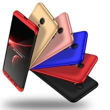 Xiaomi Redmi 5 Plus 5 Pro Redmi5 3in1 Full Protection Matte Cases For Xiaomi Redmi 5 Plus Prime Phone Bags