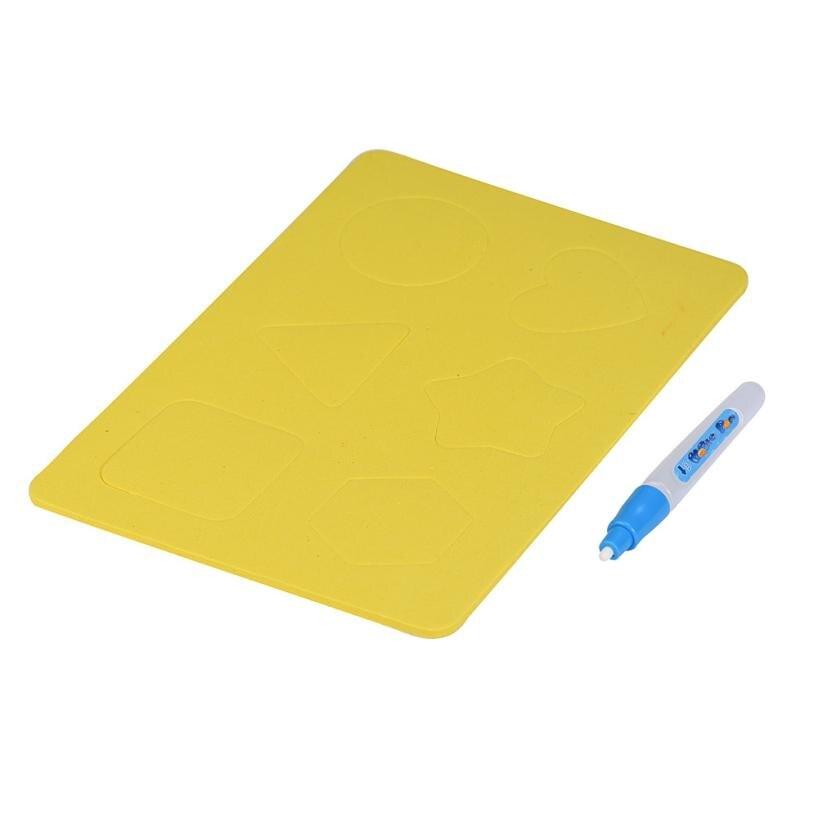 Niosung/новый 74 см * 49 см воды Рисунок Живопись Написание Коврики доска + Magic Pen Doodle подарок для маленьких детей