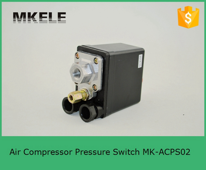 air compressor pressure switch regulator Affordable Price MK-ACPS02 from china factory mobile air compressor export to 56 countries air compressor price