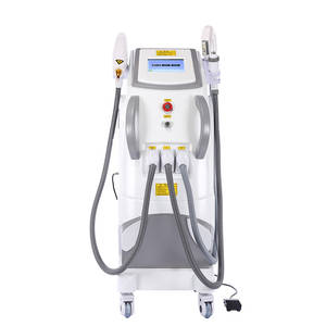 Best Selling Products IPL SHR + RF+ Laser Hair Removal Machine