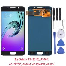 For Samsung Galaxy A3 (2016), A310F, A310F/DS, A310M,  Display LCD Screen module for Samsung SM A300F A300FU A3000 A3009 display
