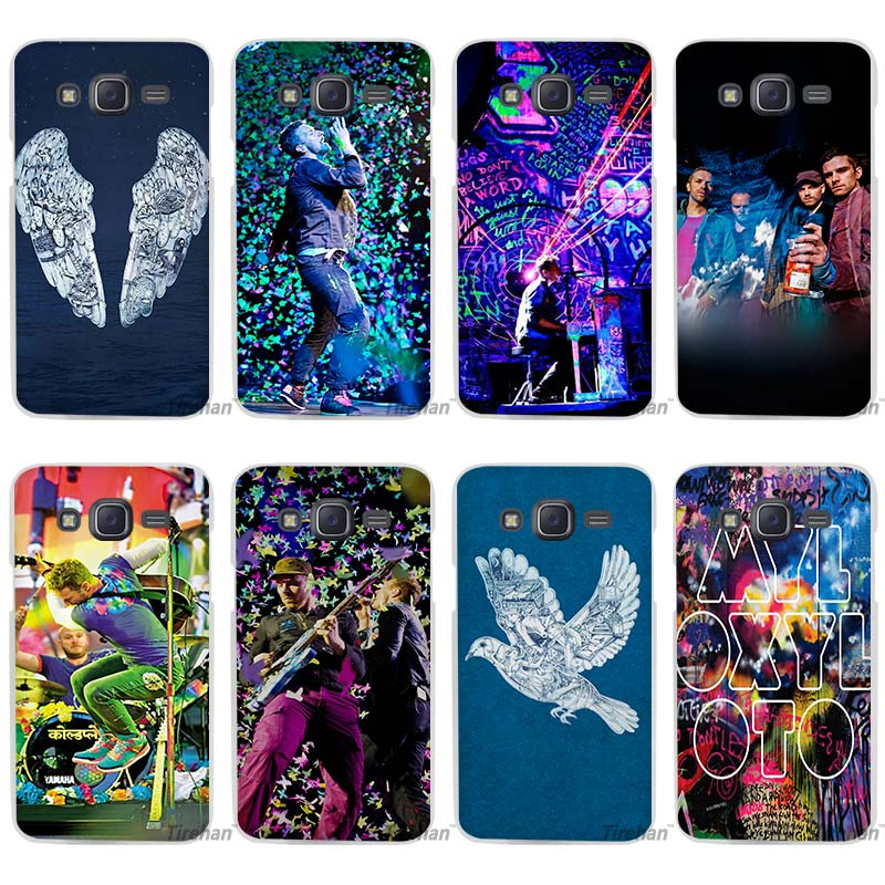 Coldplay Live Clear Case Cover Coque Shell for Samsung Galaxy J1 J2 J3 J5 J7 2016 2017 Emerge
