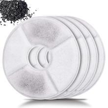 цена на Flower pet water dispenser filter element feeder activated carbon cotton