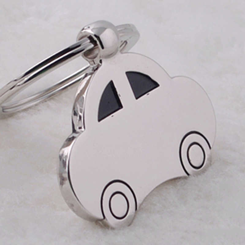 Kiểu Dáng Xe Móc Khóa Móc Khóa Tự Động Hình Móc Khóa Mặt Dây Chuyền Tặng Abarth Đồng Hồ Fiat VW LADA Mazda Skoda Opel Lexus ISUZU Jeep