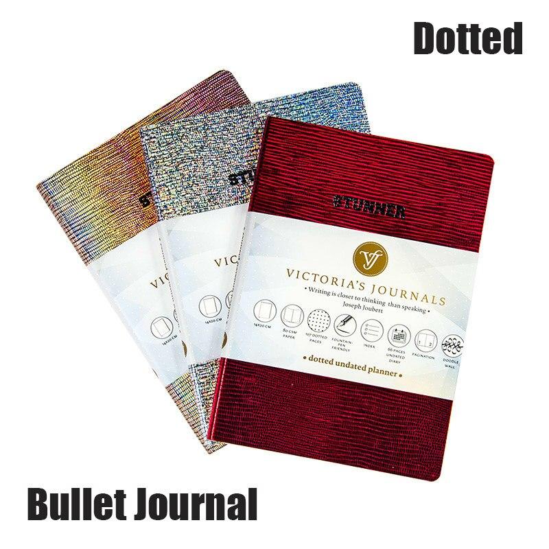 Pointillé Couverture Souple Karisma Portable Bullet Journal Bujo