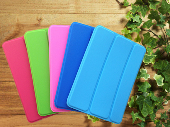 Ultra Slim Cute Kids Full Body Soft Silicone Rubber Stand 3-Fold Magnetic Closure Case Cover For Apple ipad Air 5 9.7inch Tablet for ipad mini4 cover high quality soft tpu rubber back case for ipad mini 4 silicone back cover semi transparent case shell skin