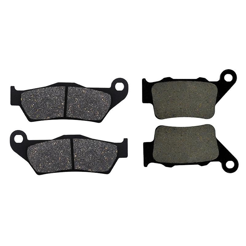 Motorcycle Front and Rear Brake Pad for <font><b>YAMAHA</b></font> XT660 <font><b>XT</b></font> 660 600Z XT660Z Z Tenere 08-13 TT600 R TT E <font><b>600</b></font> Brembo rear 94-04 image