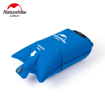 Naturehike Portable Outdoor Camping Hiking Single double Thicken Moisture-proof Inflatable Sleeping Mattress Mat Pad bed bag 5