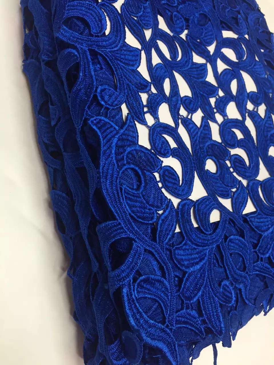 African soluble quality lace,high