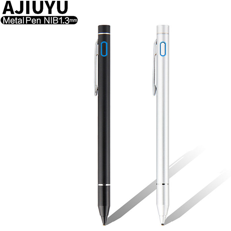Active Stylus Pen Capacitive Touch Screen For Lenovo Vibe P2 Edge ZUK Z1 Z2 Pro Phab 2 Plus K3 Moto Z M G X Z3 Case Mobile Phone