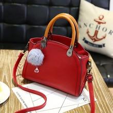 2016 new winter fashion handbags handbag Crossbody Bag ladies fringed shell one generation