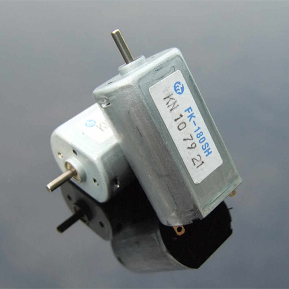 1pcs Wholesale high quality mini DC motor 12V 10000RPM 180 motor free shipping