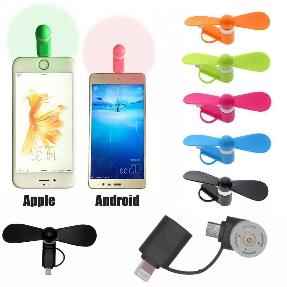 2in1 Portátil Micro USB Gadget Accesorios Accesorios Del Teléfono Para el iphone
