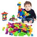 216 Pcs/Set Baby DIY Plastic Model Building Blocks Assembled Particles Toys for Children Inserted Educational Kids Game Gifts