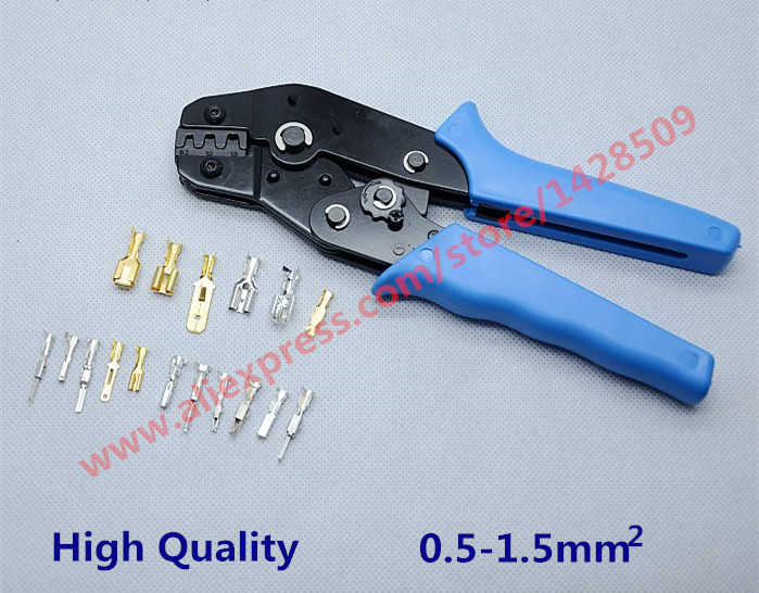 SN-48B Tool Terminals Crimping Plier 0.5-1.5mm2 Multi Tools Hands  цены