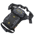 High Quality Drop Leg Bag Oxford Motorcycle Male Milirary Belt Fanny Pack Messenger Shoulder Travel Men Rider Waist Bags