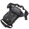High Quality Drop Leg Bag Oxford Motorcycle Male Milirary Belt Fanny Pack Messenger Shoulder Travel Men Rider Waist Bags