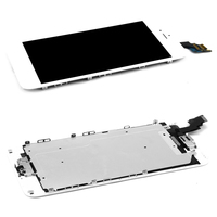 5PCS/Lot LCD Display for Iphone 6 Plus Touch Screen Replacement Full Digitizer with Front Camera and Home Button
