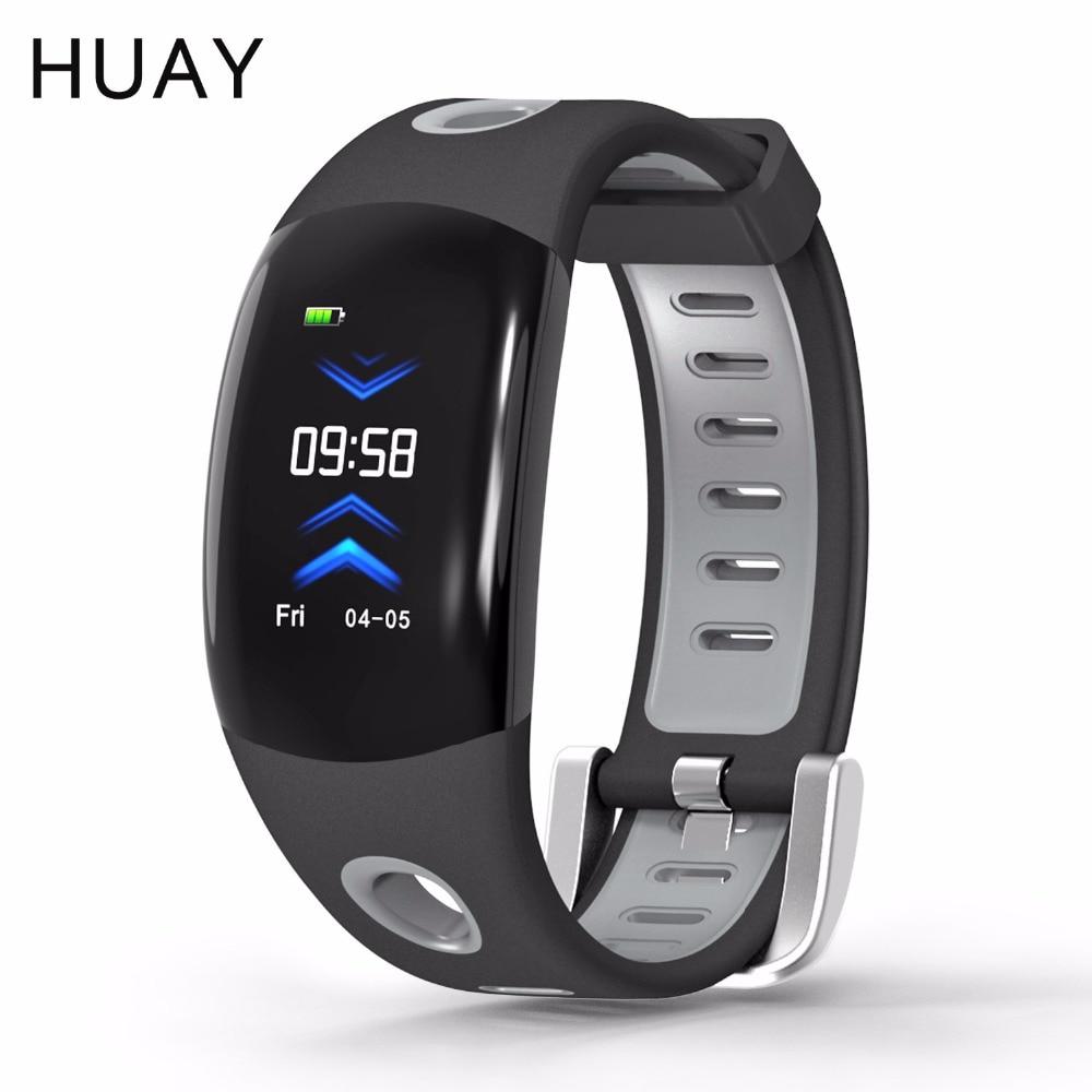 Smart Watch Waterproof Bracelet watches USB charge Blood Pressure fitness tracker Heart rate Monitor Wristband sport Clock DM11