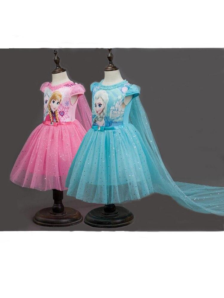 Filles Disney Frozen Soeurs Anna /& Elsa Bracelet Frill Shorts Combi 10 ans