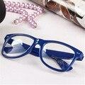 Moda hombre mujer lentes ópticas para gafas gafas de marco con cristal claro transparente mujeres hombres de ojos gafas gafas