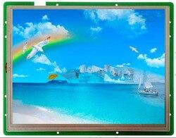 DMT80600L104_02W 10.4 cal szeregowy ekran DGUS szybki rozwój
