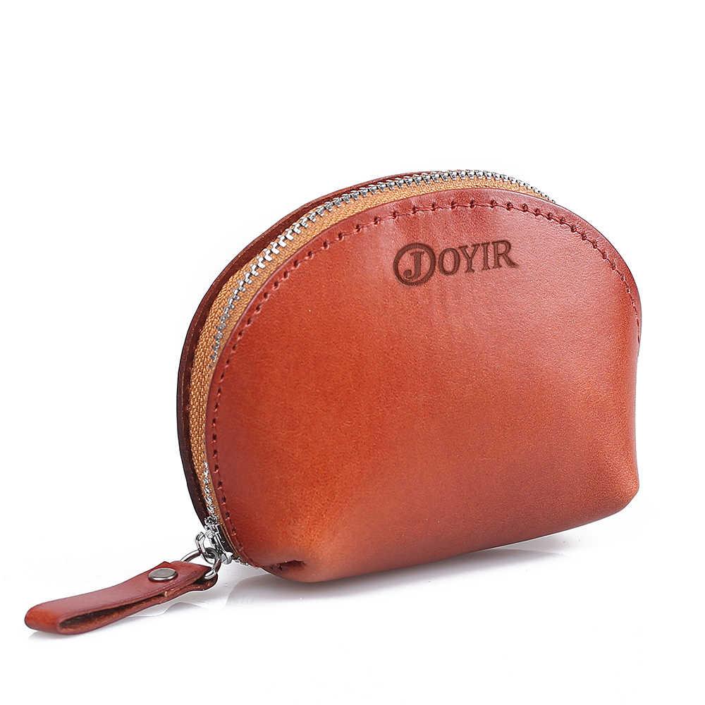 6f3ef70fe943 JOYIR кошелек для мелочи сумка женская натуральная кожа монетница для  мелочи ...