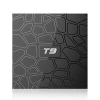 T9 Android 8.1 TV Box Rockchip RK3328 Quad Core 4GB RAM 32GB/64GB ROM USB3.0 BT4.0 Smart 4K H.265 Streaming Media Player BOX