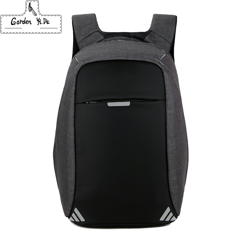 15.6 inch Laptop Backpack 2018 Women Waterproof USB Back pack Men Fashion Nylon Casual Daypack Bag mochila drop shipping canvas men s backpack bag teenagers laptop notebook mochila for men waterproof back pack school backpack bag casual daypack