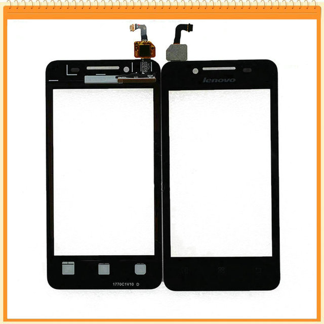 Touch Screen for Lenovo A319 A319i Digitizer Glass Panel Black/White Fast Shipping