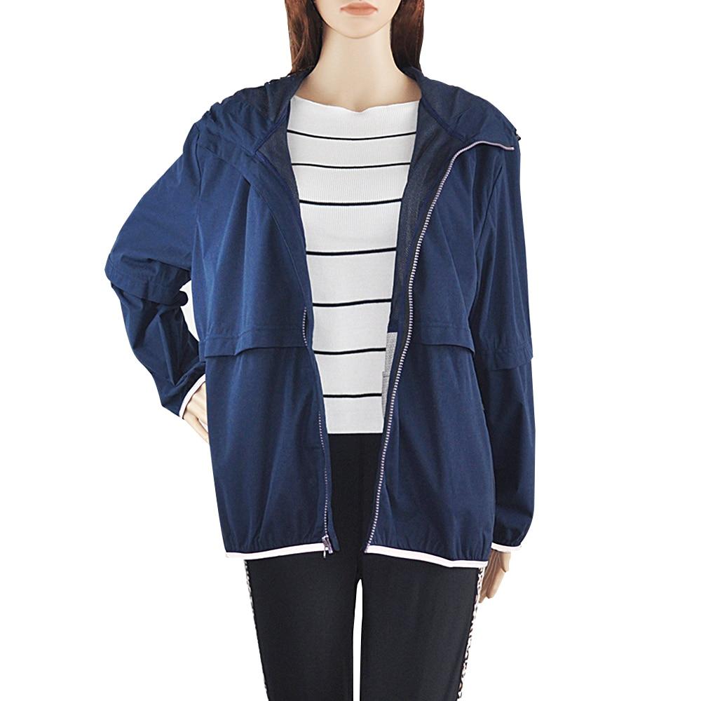 Ultraleicht Frauen Wasserdichte Mantel Frühling Lose Große Größe Weibliche Windjacke Oversize Jacken Regen Mäntel