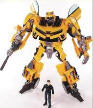 Alianza humana Bumblebee Robot Película Figuras de Acción Juguetes Nuevos Para Niños Sin Caja