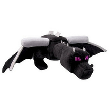 HOT 60CM Big Minecraft Ender Dragon Plush Minecraft Game Enderdragon Soft PP Cotton High Quality Minecraft