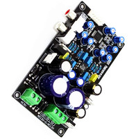 Frss 배송 1 pcs ak4490eq ak4490 ii2s dac 디코더 보드/AC15V-0-AC15V (15 w) ac9v 10 w